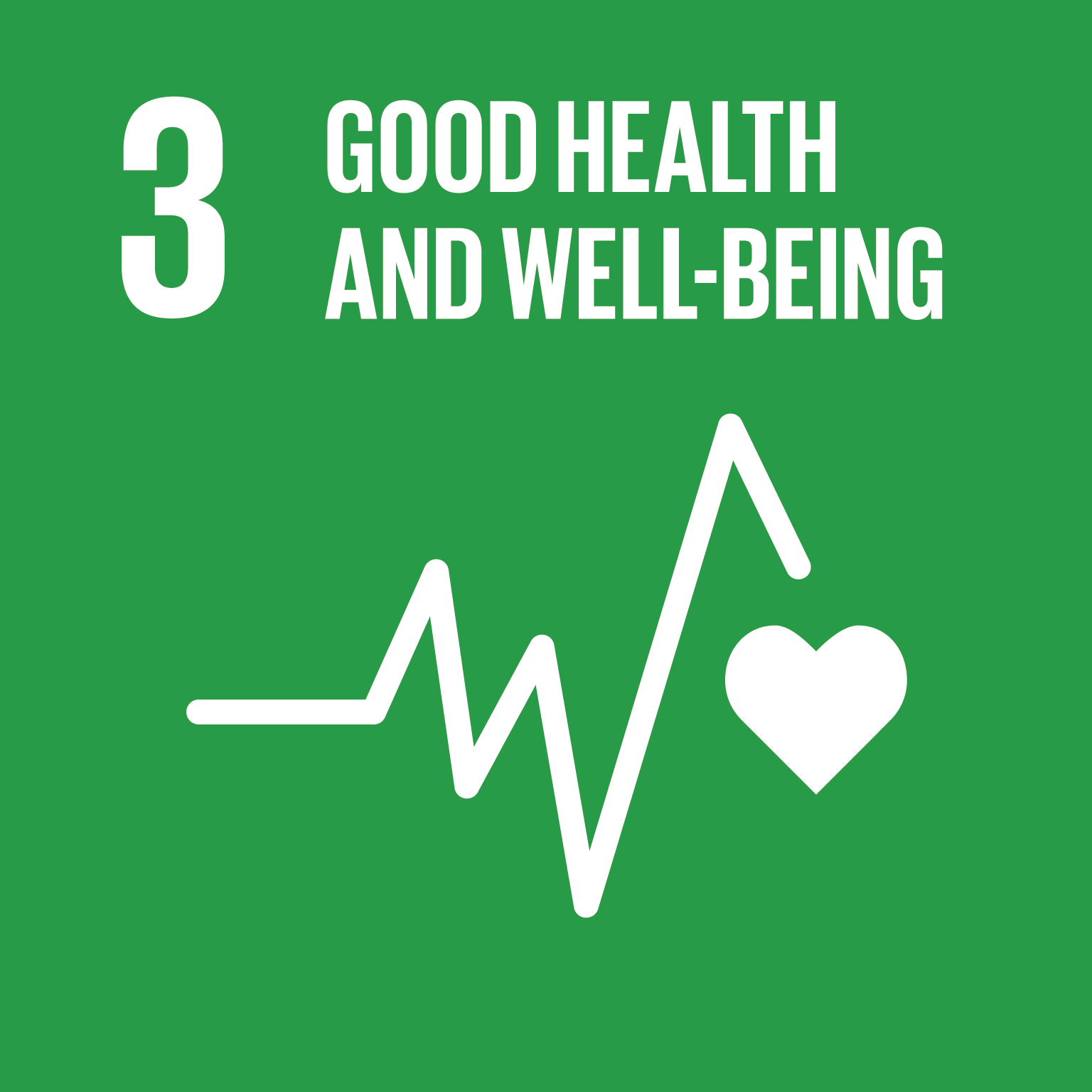 Ensure healthy lives and promote well-being for all at all ages.